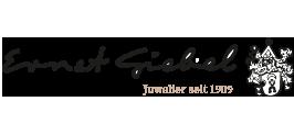 Ernst Giebel Juwelier seit 1909 Logo